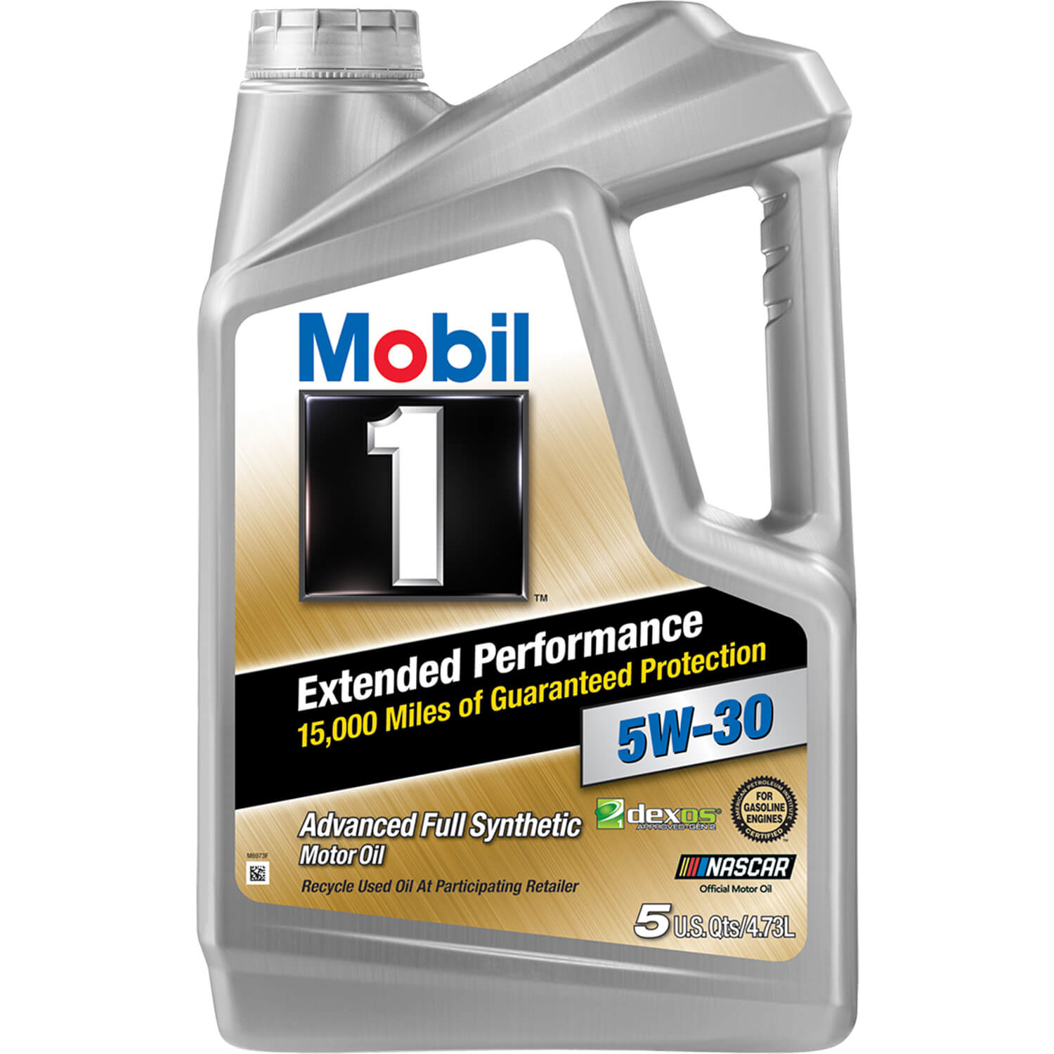 Mobil 5w-30 Extended perfomance